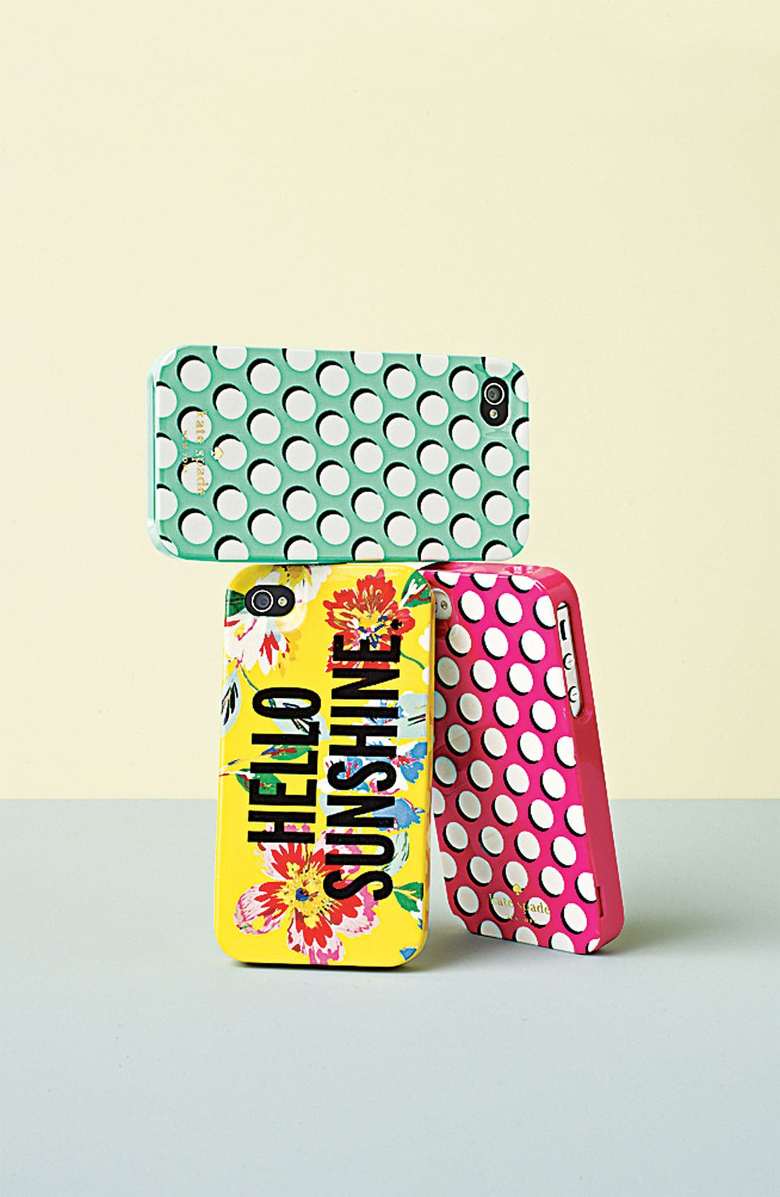 Alternate Image 2  - kate spade new york 'hello sunshine' iPhone 5 & 5S case