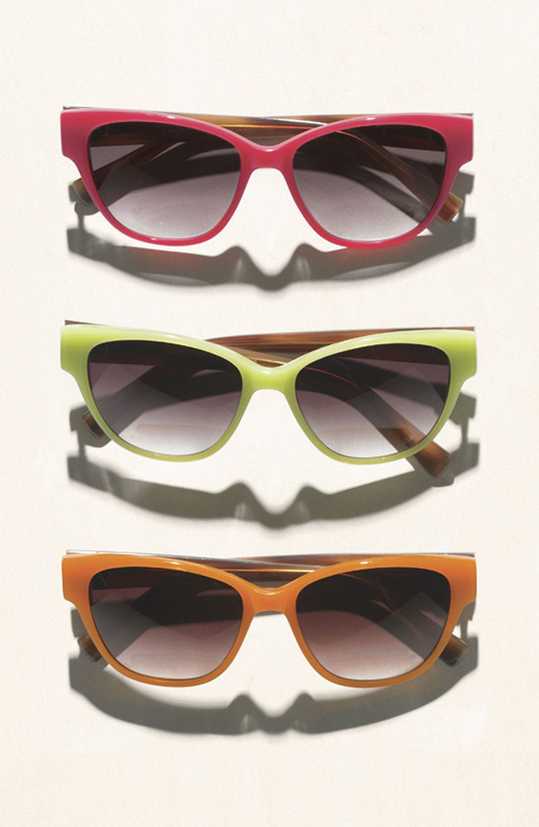 Alternate Image 3  - Vince Camuto Retro 50mm Sunglasses