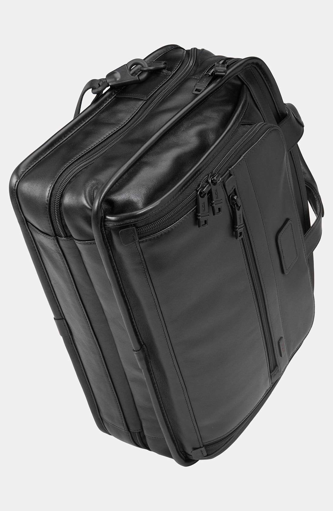 Alternate Image 2  - Tumi 'Alpha' Leather Organizer Briefcase