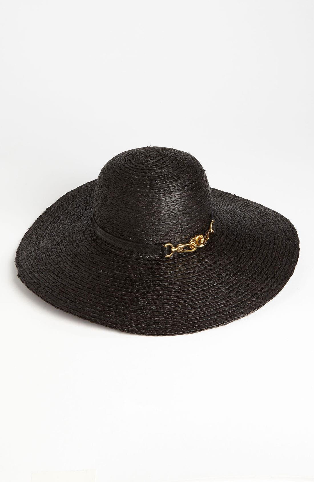Main Image - Rachel Zoe Woven Sun Hat