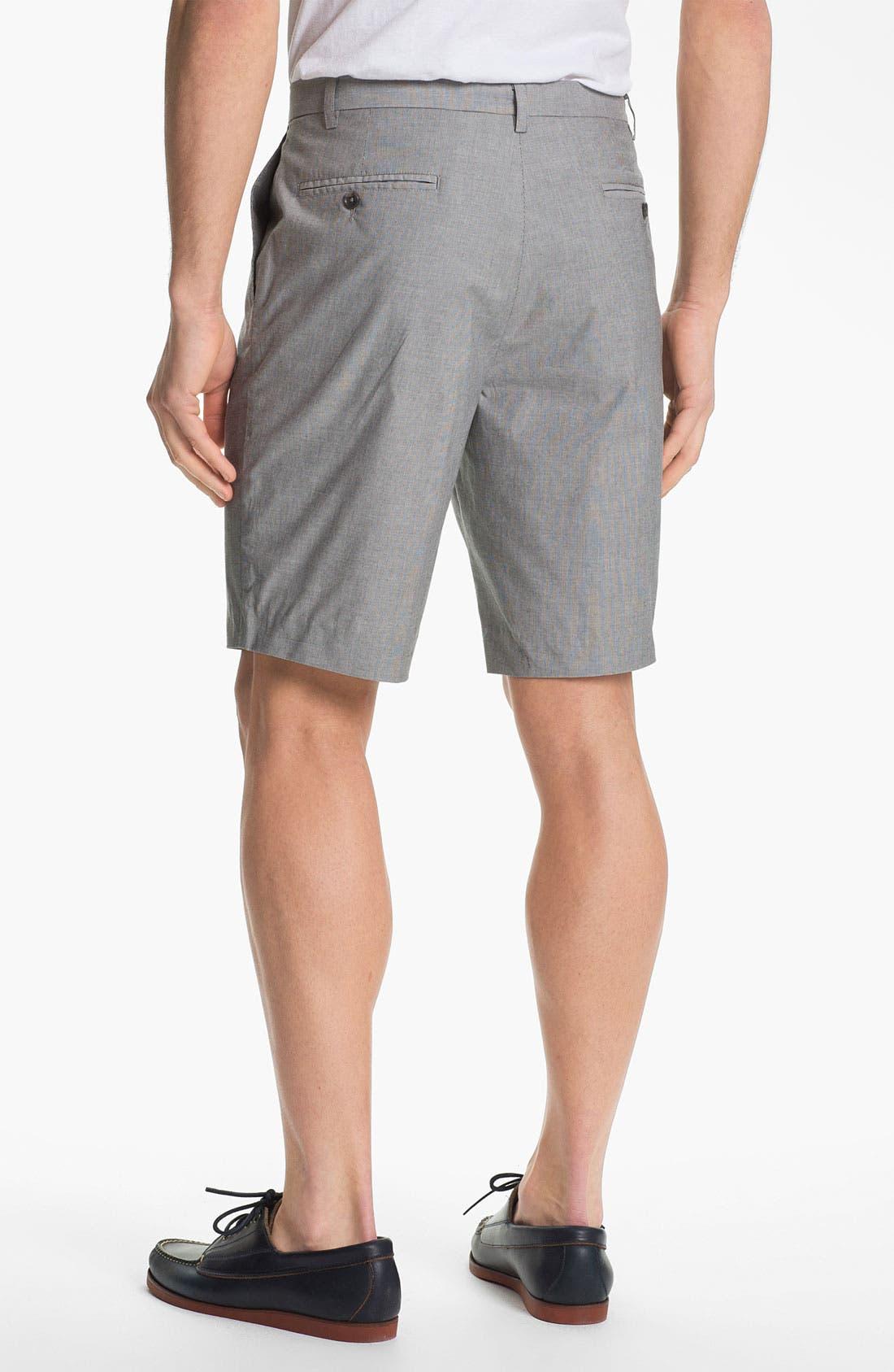 Alternate Image 2  - Calibrate Flat Front Shorts