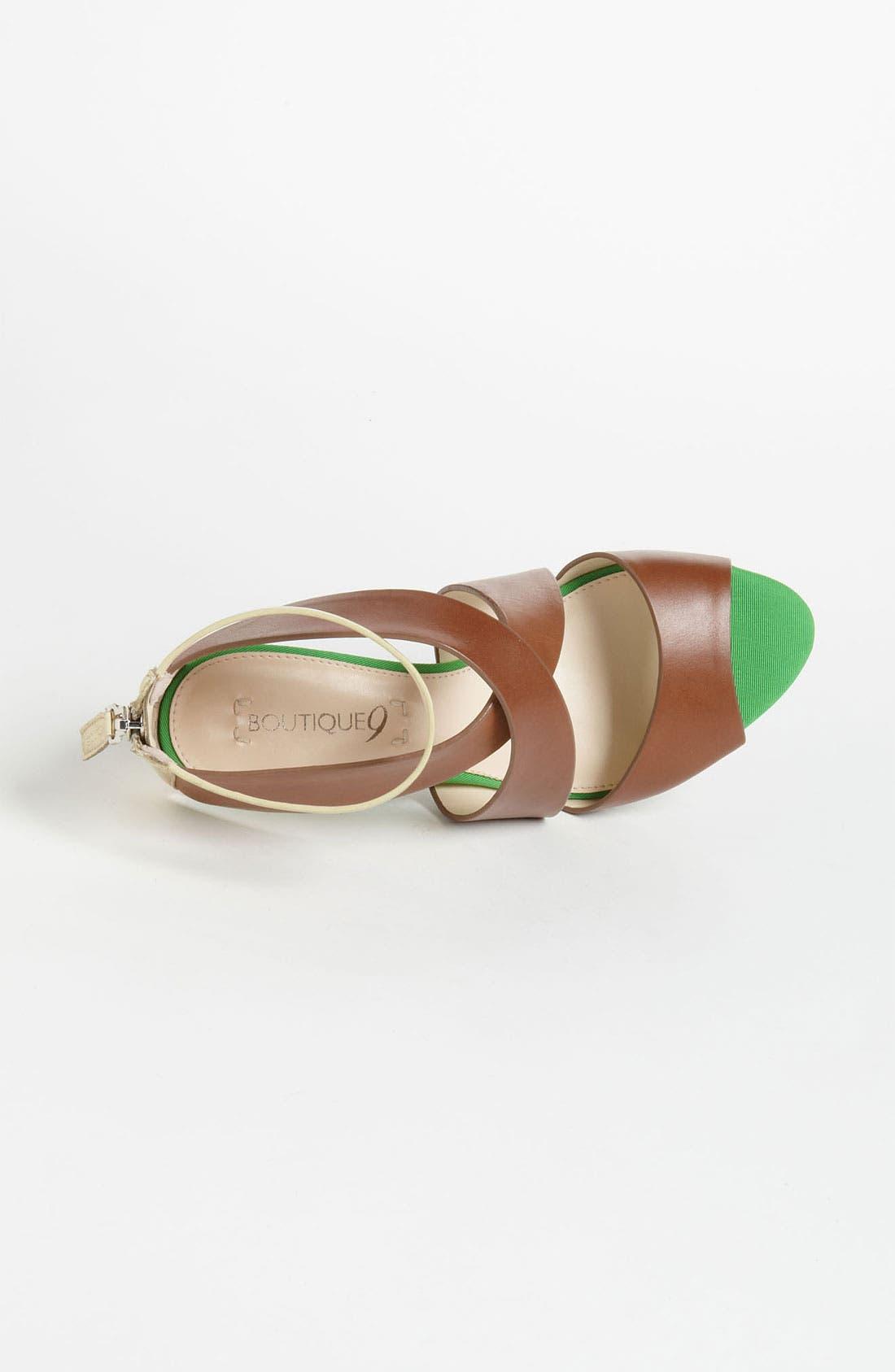 Alternate Image 3  - Boutique 9 'Merista' Sandal