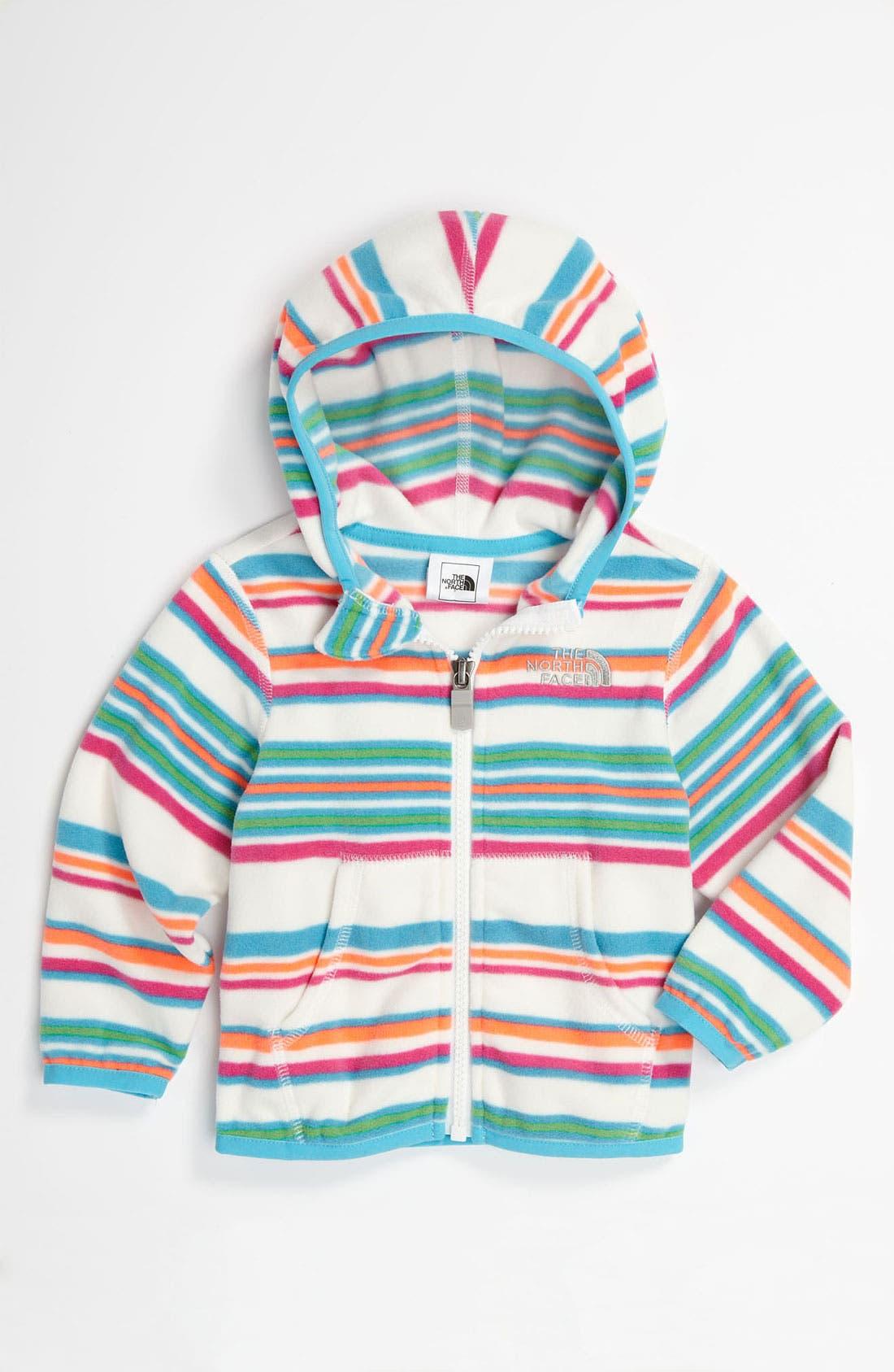 Main Image - The North Face 'Glacier' Fleece Jacket (Baby)
