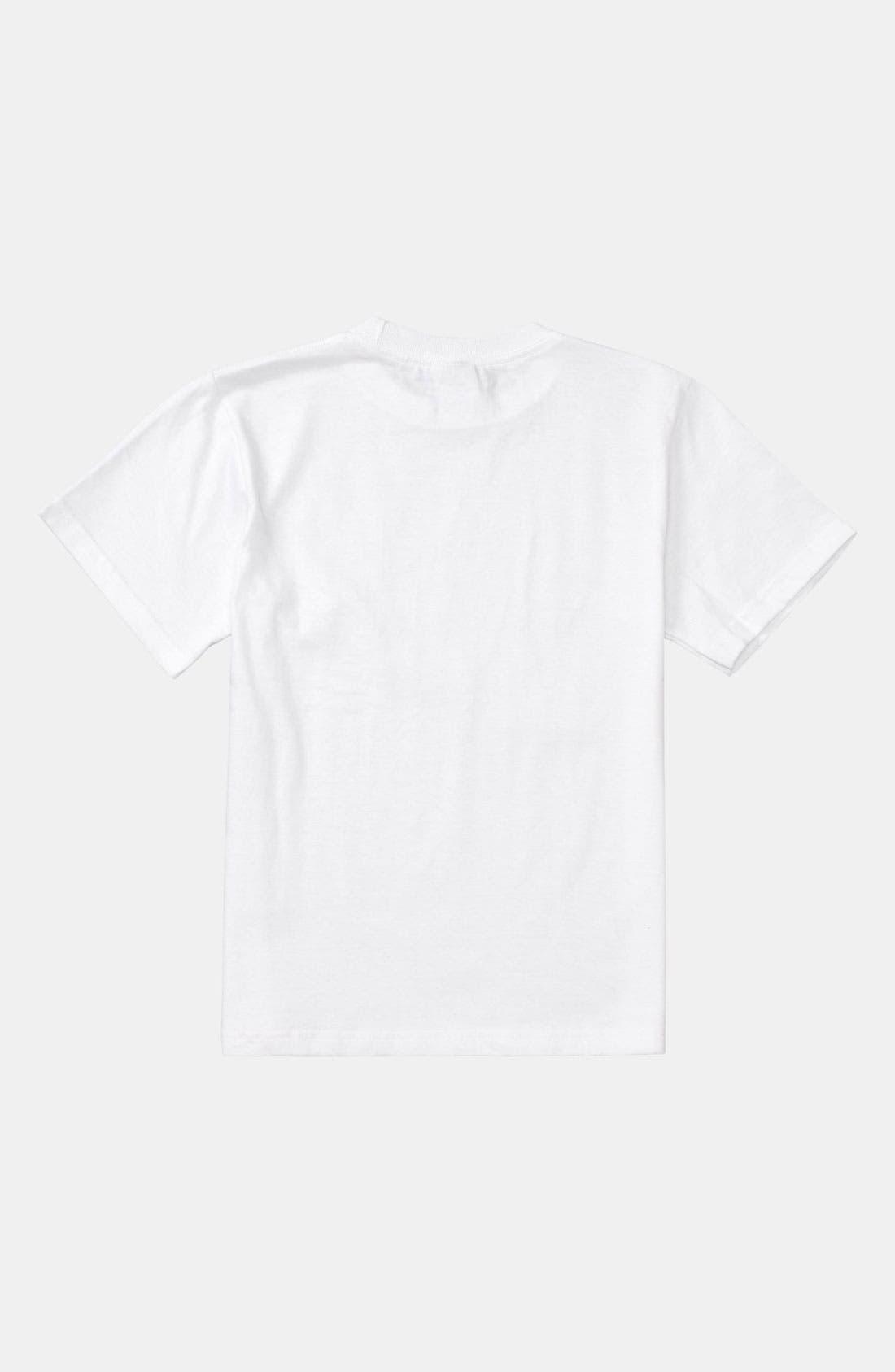Alternate Image 2  - Quiksilver 'Loosen Up' T-Shirt (Little Boys)