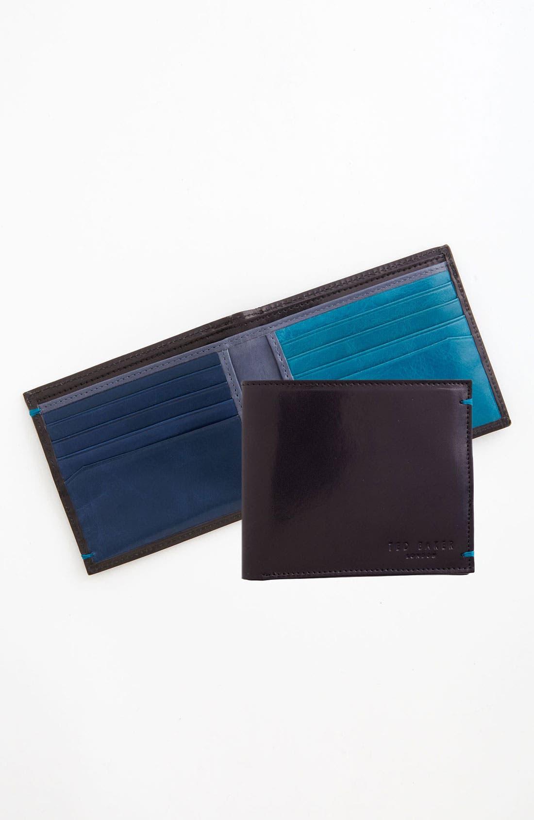 Main Image - Ted Baker London 'Bright' Wallet
