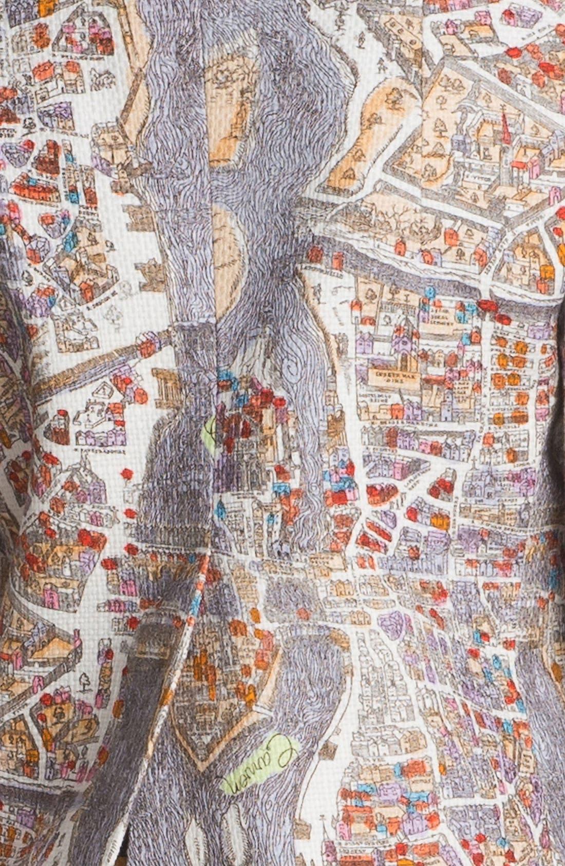 Alternate Image 5  - Carven Print Blazer