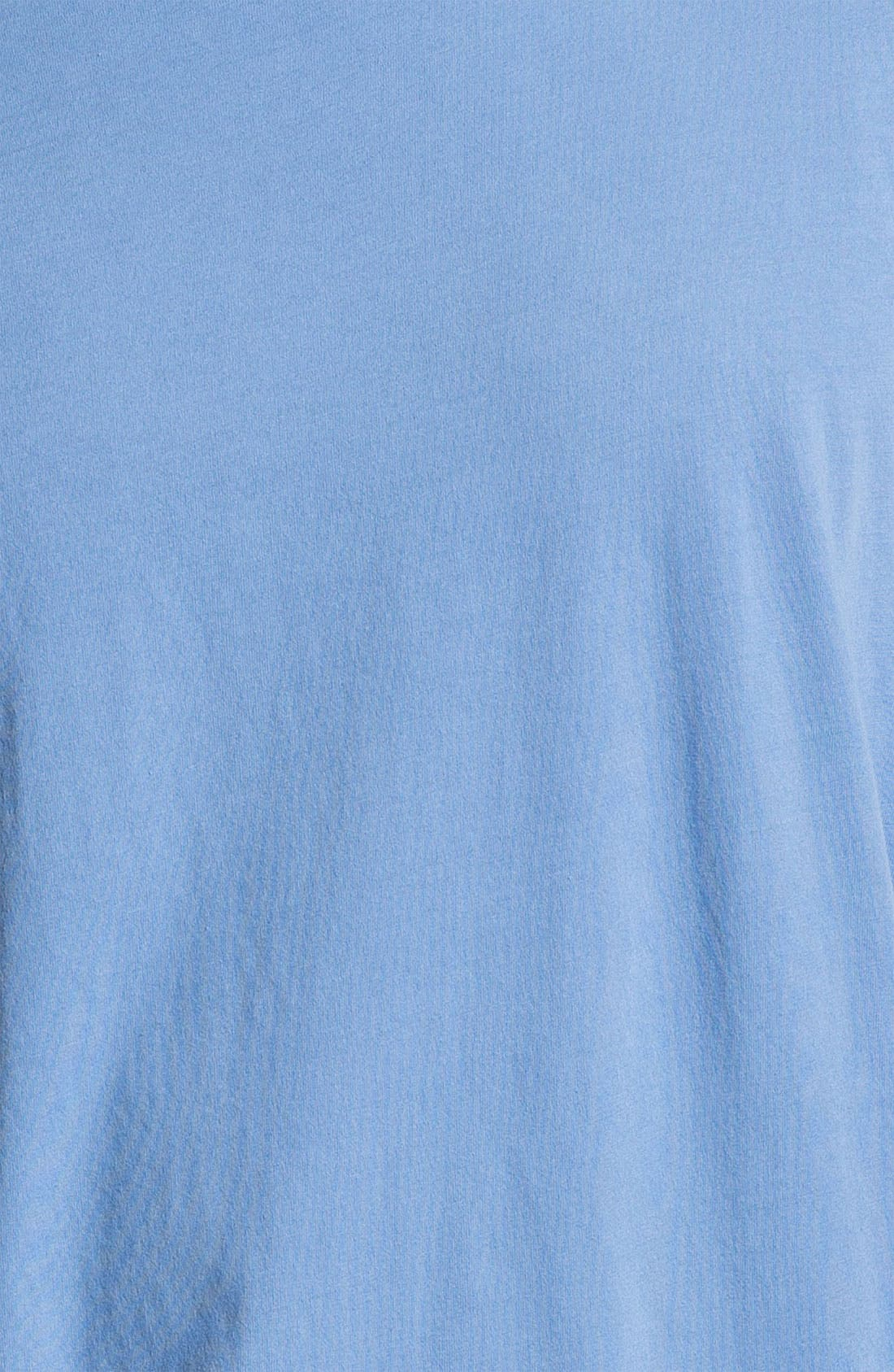 Alternate Image 3  - Wallin & Bros. Trim Fit Crewneck T-Shirt