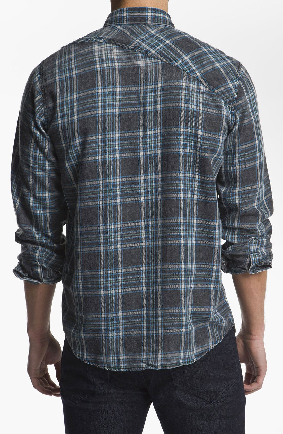 Alternate Image 2  - Volcom 'Burn Around' Sport Shirt