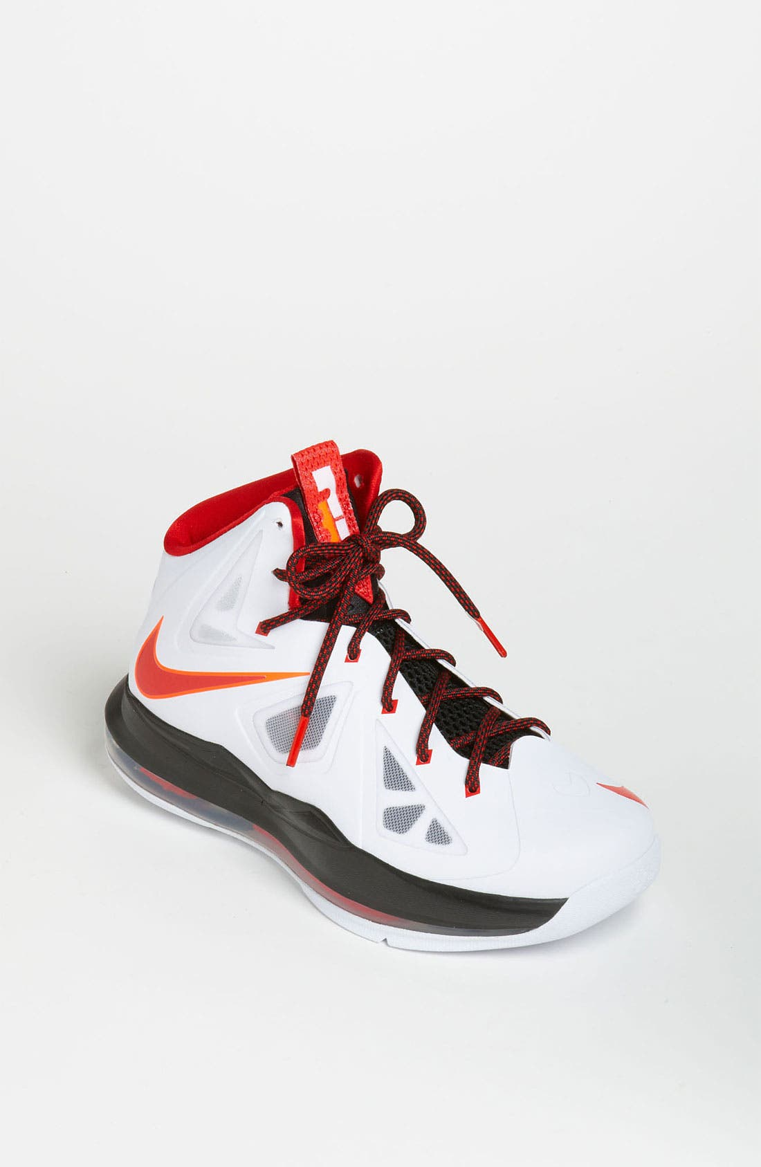 Alternate Image 1 Selected - Nike 'LeBron 10 Pressure' Basketball Shoe (Big Kid)