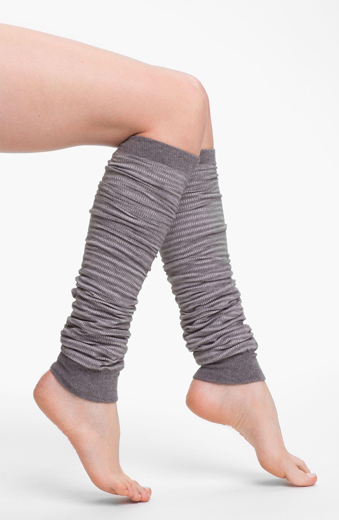 Alternate Image 1 Selected - Unit-Y 'Fancy Feet' Leg Warmers