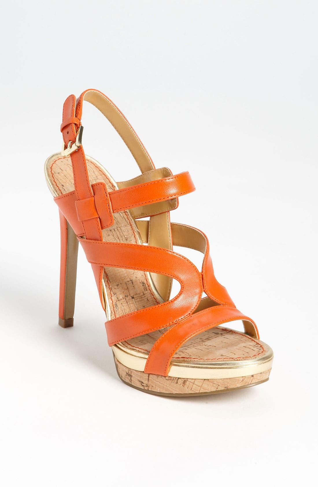 Alternate Image 1 Selected - Nine West 'Breezin' Sandal