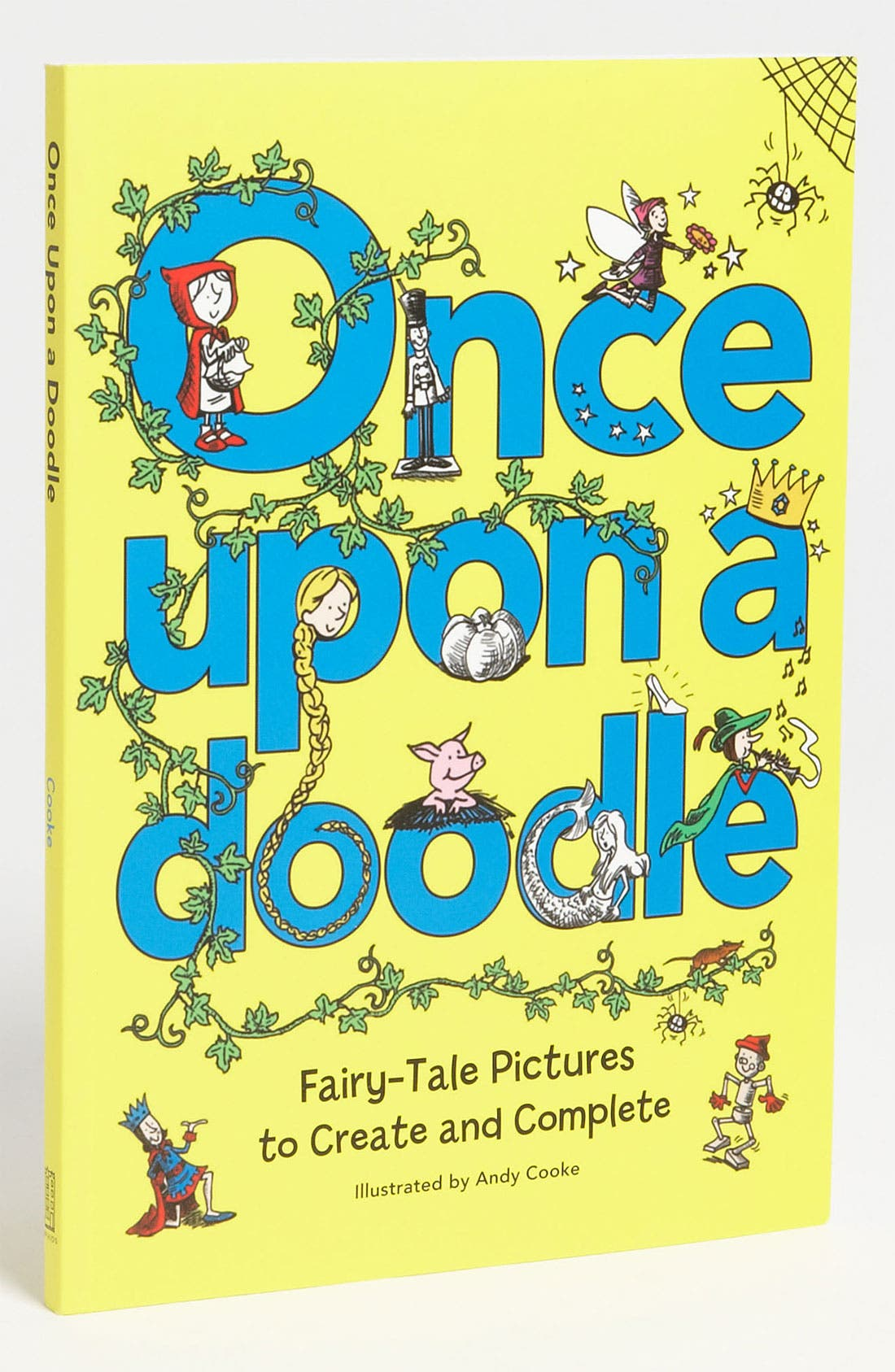Alternate Image 1 Selected - 'Once Upon a Doodle' Art Book