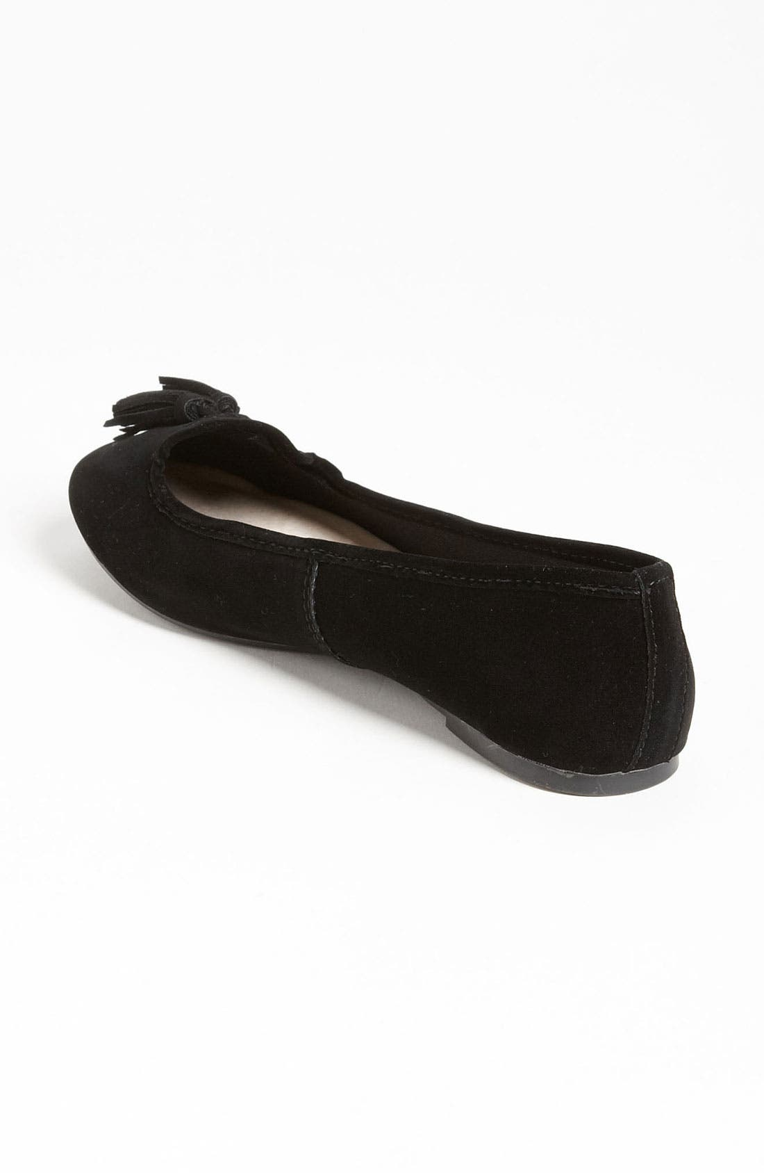 Alternate Image 2  - Topshop 'Mex' Velvet Slipper