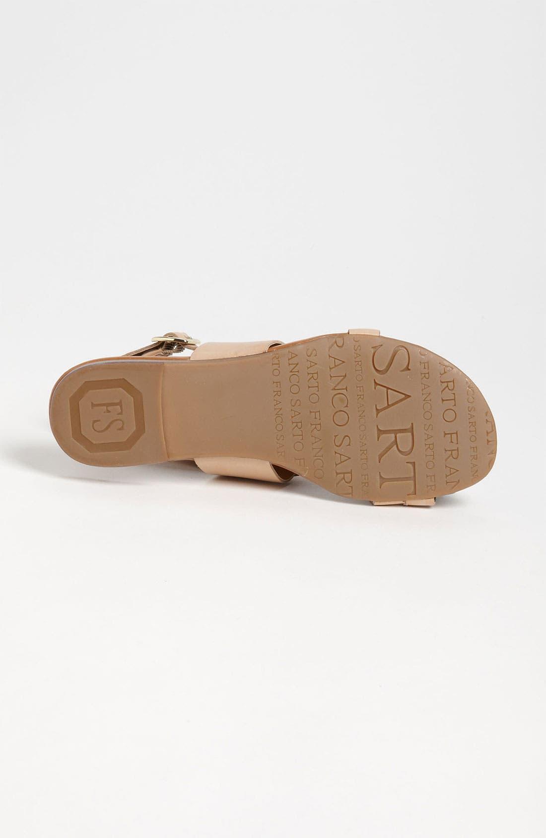 Alternate Image 4  - Franco Sarto 'Gia' Sandal