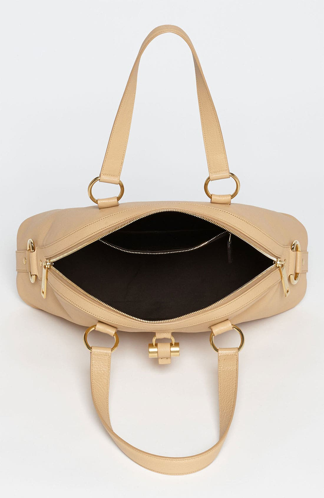 Alternate Image 3  - Saint Laurent 'Muse - Medium' Leather Dome Satchel