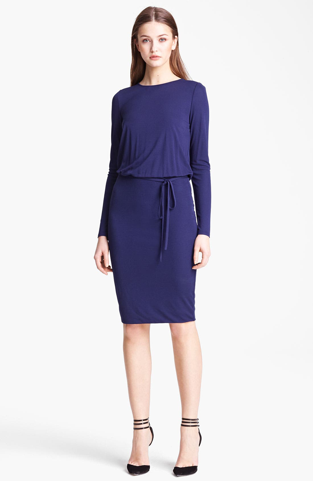 Main Image - Emilio Pucci Embellished Jersey Dress