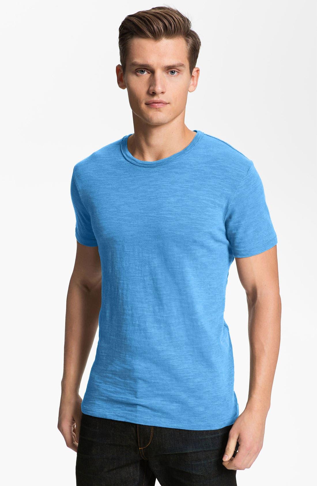 Alternate Image 1 Selected - rag & bone Standard Issue Slubbed Cotton T-Shirt