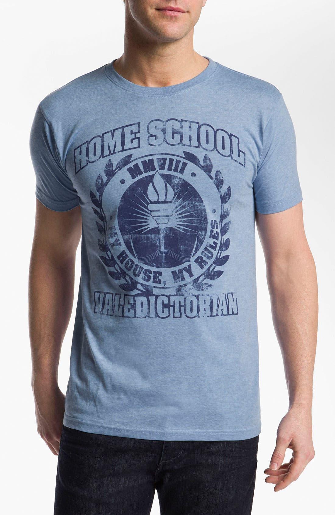 Alternate Image 1 Selected - SLU 'Home School Dropout' T-Shirt