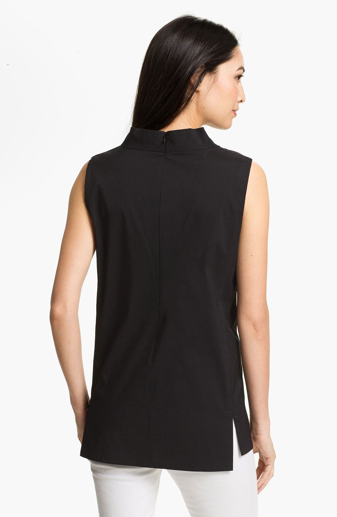 Alternate Image 2  - Lafayette 148 New York 'Raven' Tunic (Online Exclusive)