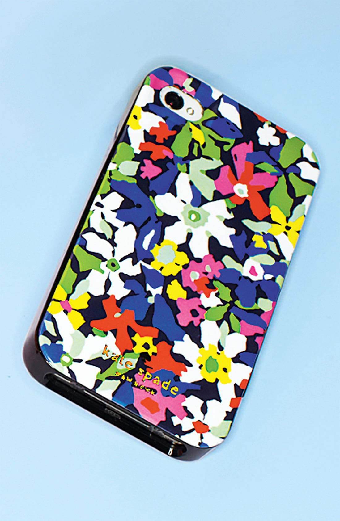 Alternate Image 2  - kate spade new york 'margherita' floral iPhone 5 & 5S case