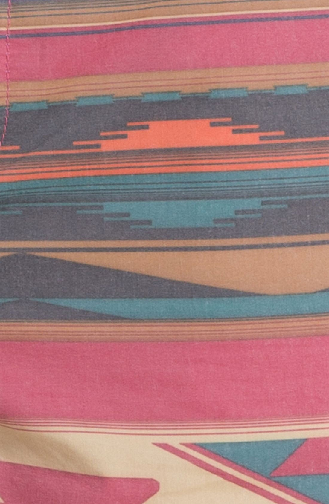 Alternate Image 3  - Insight Jacquard Pattern Shorts