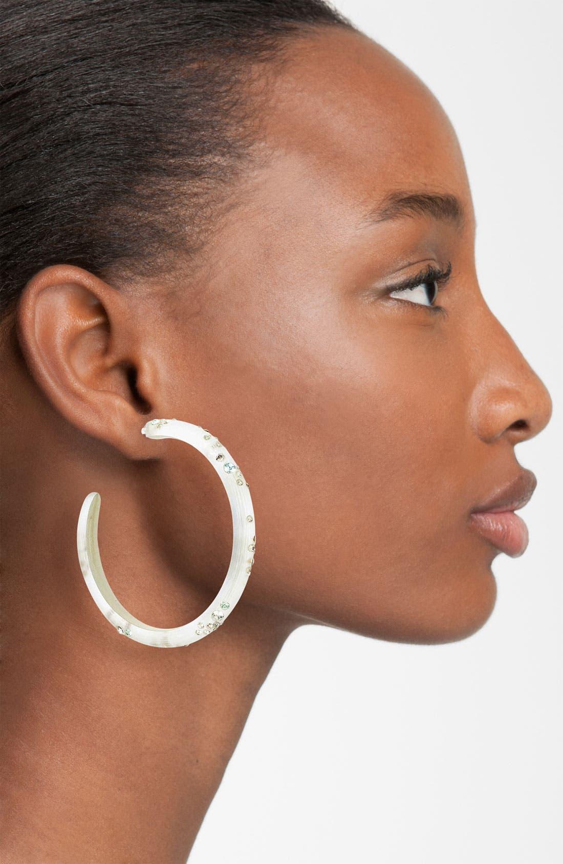 Alternate Image 2  - Alexis Bittar 'Wanderlust Dust' Hoop Earrings