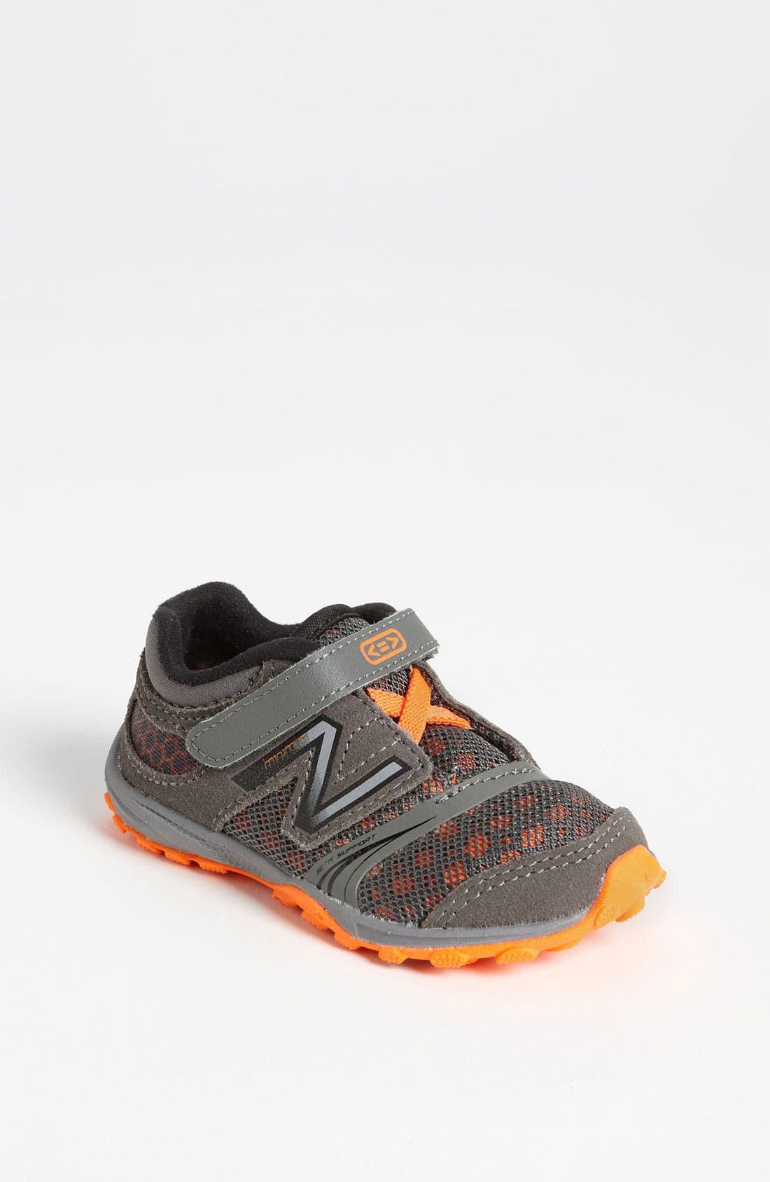 Alternate Image 1 Selected - New Balance 'Takedown 20V3' Running Shoe (Baby, Walker & Toddler)