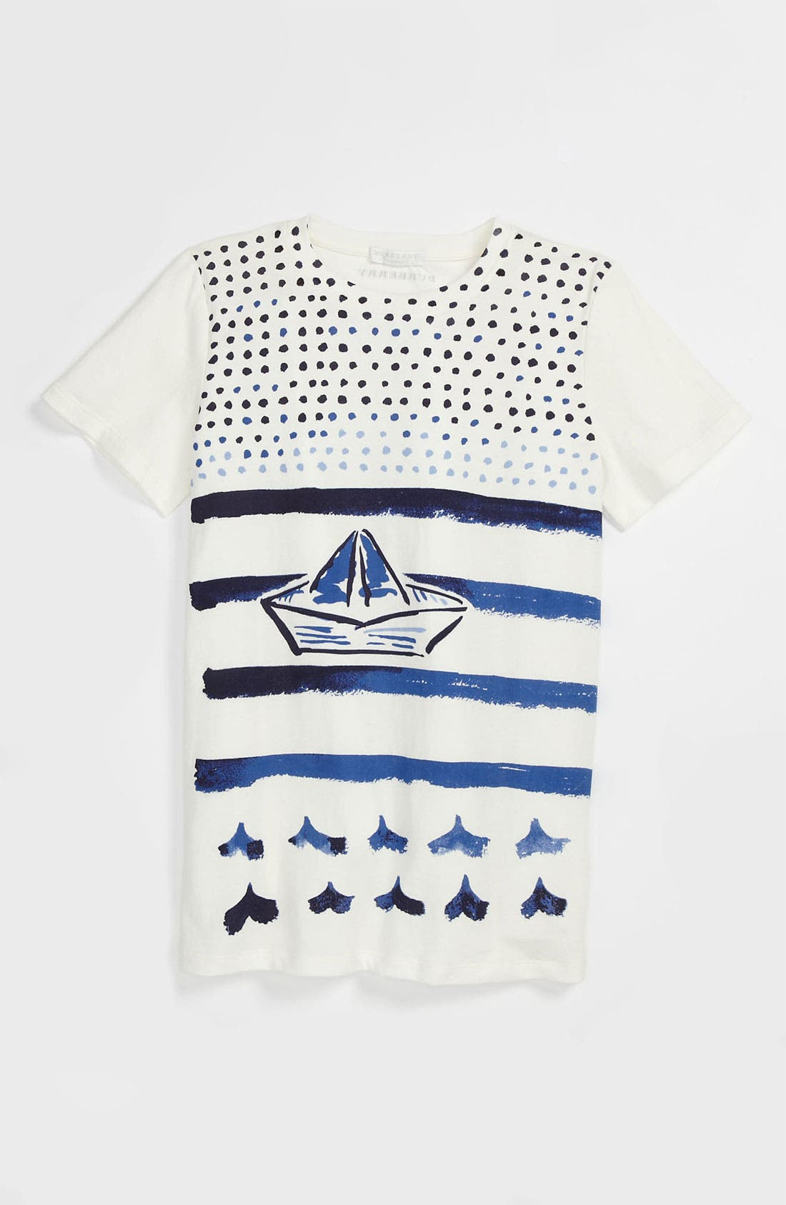 Alternate Image 1 Selected - Burberry 'Bato' T-Shirt (Little Boys & Big Boys)