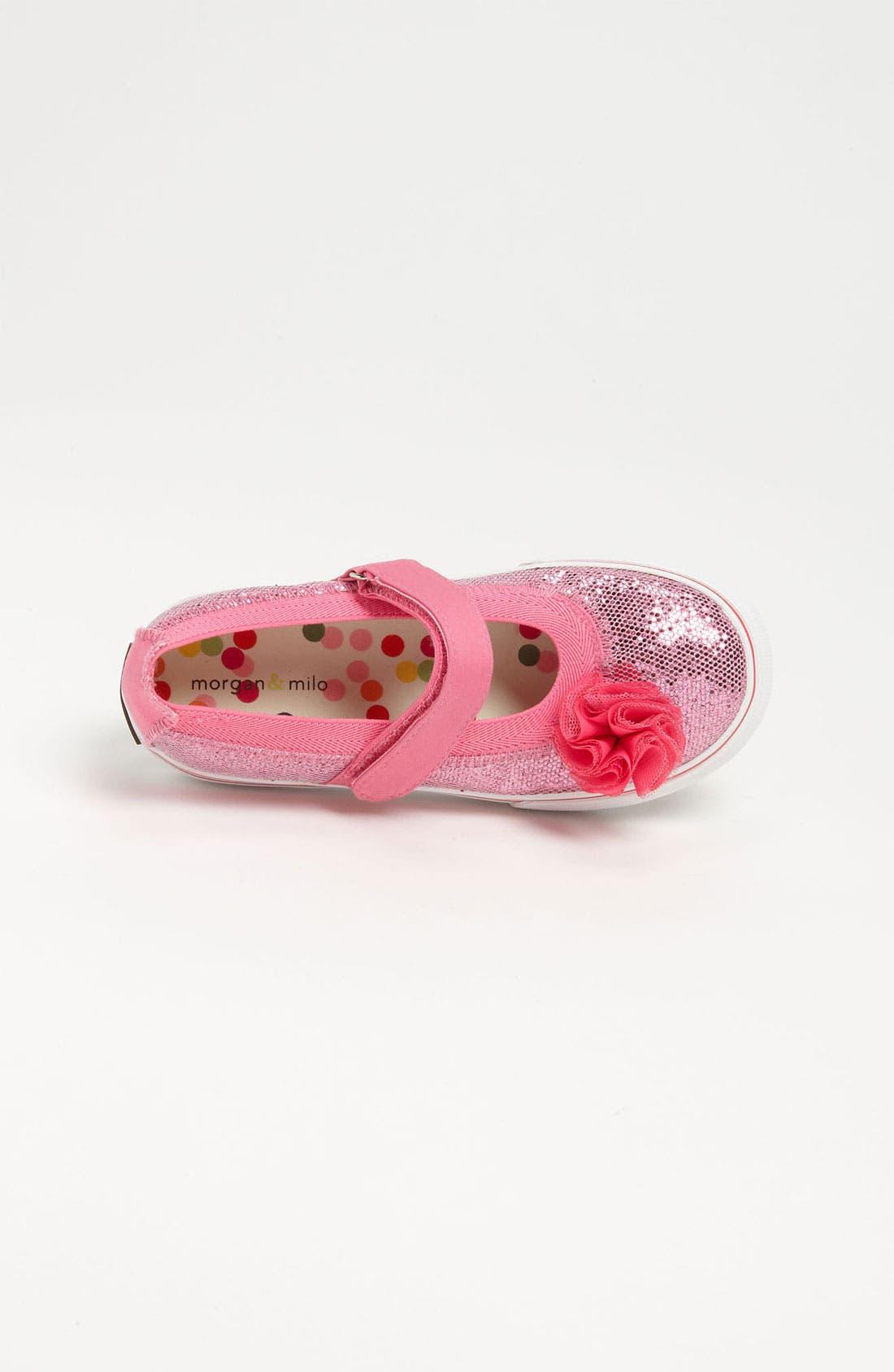 Alternate Image 3  - Morgan & Milo Sparkle Mary Jane (Toddler & Little Kid)