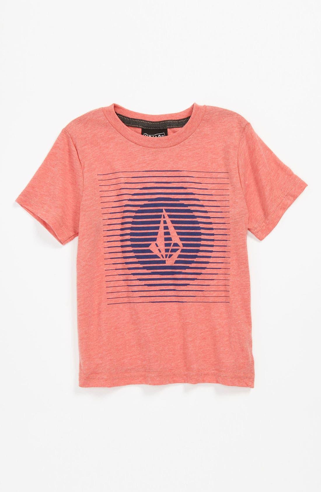 Main Image - Volcom 'Opticalill' T-Shirt (Toddler)