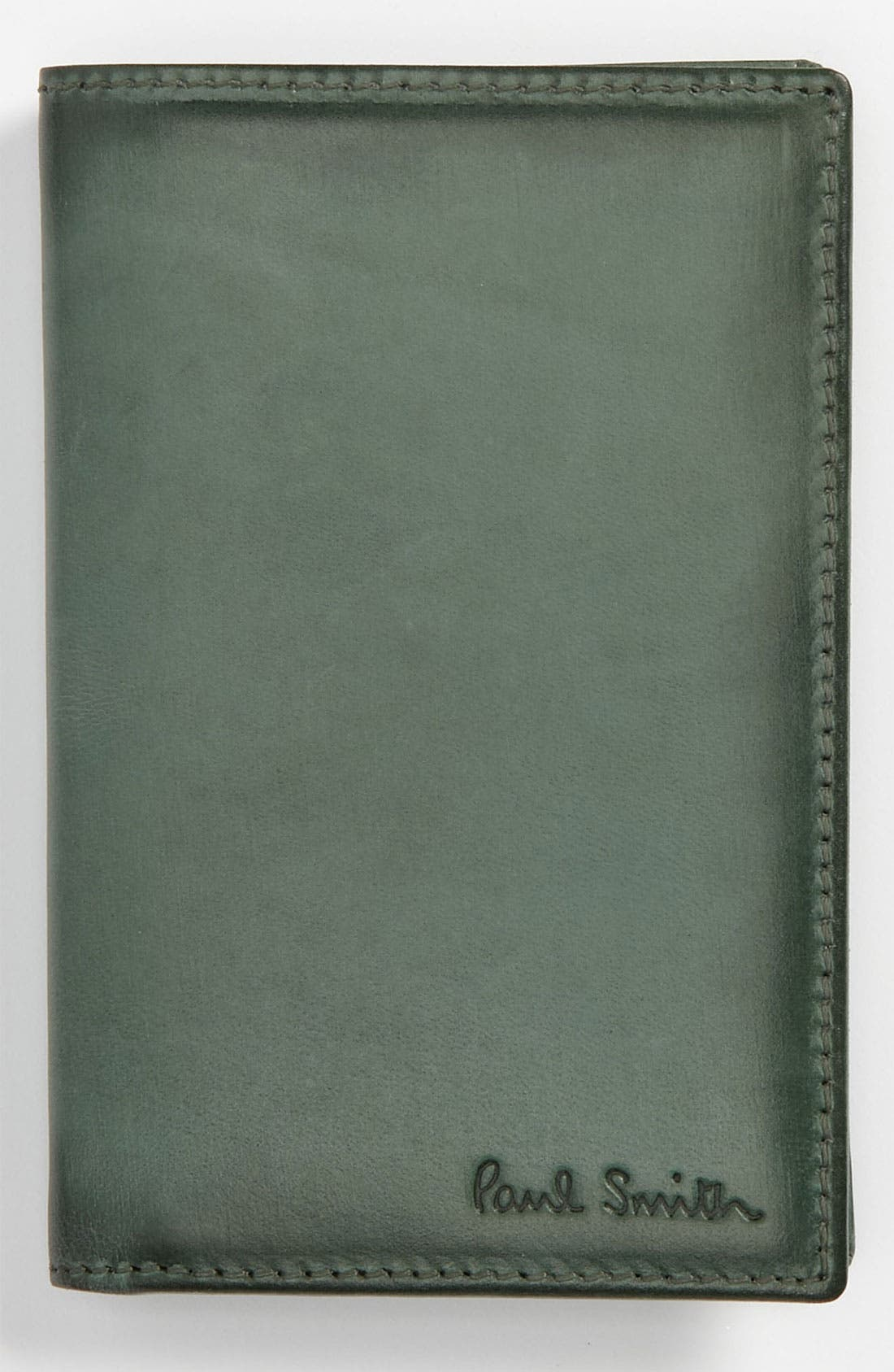 Alternate Image 2  - Paul Smith Accessories Burnished Wallet