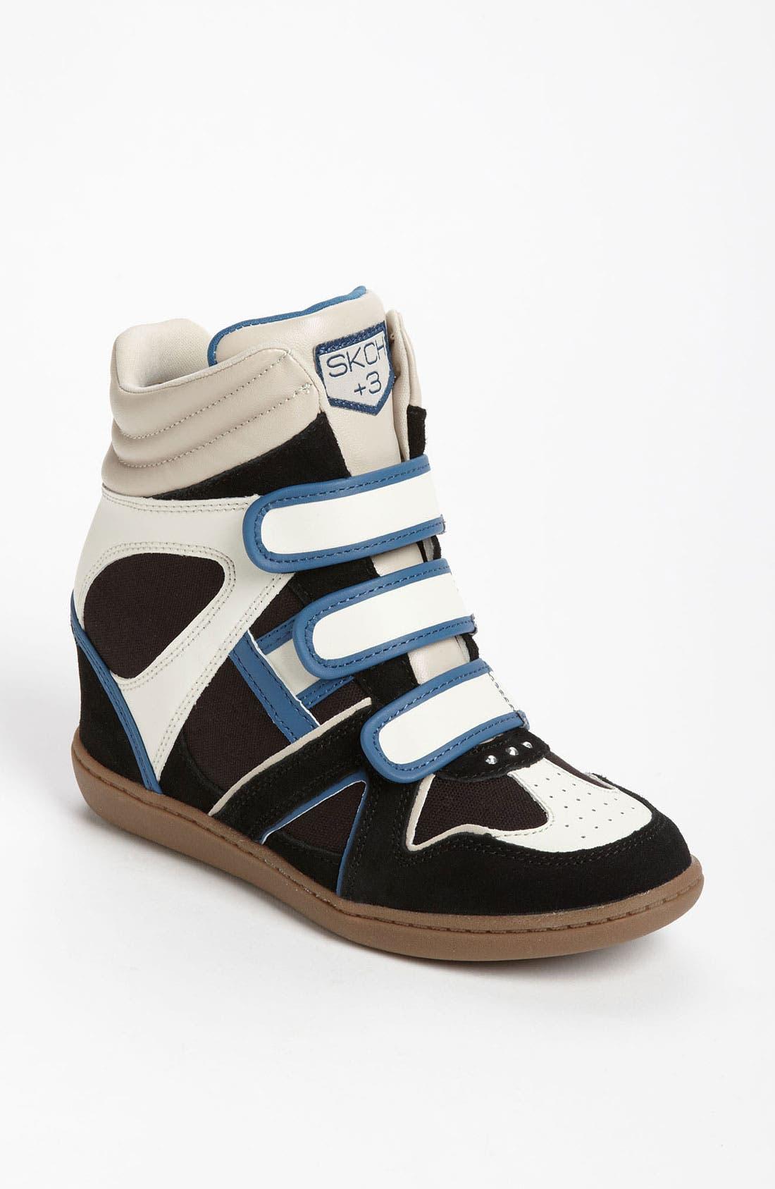 Alternate Image 1 Selected - SKECHERS 'Plus 3 Binder' Sneaker (Women)