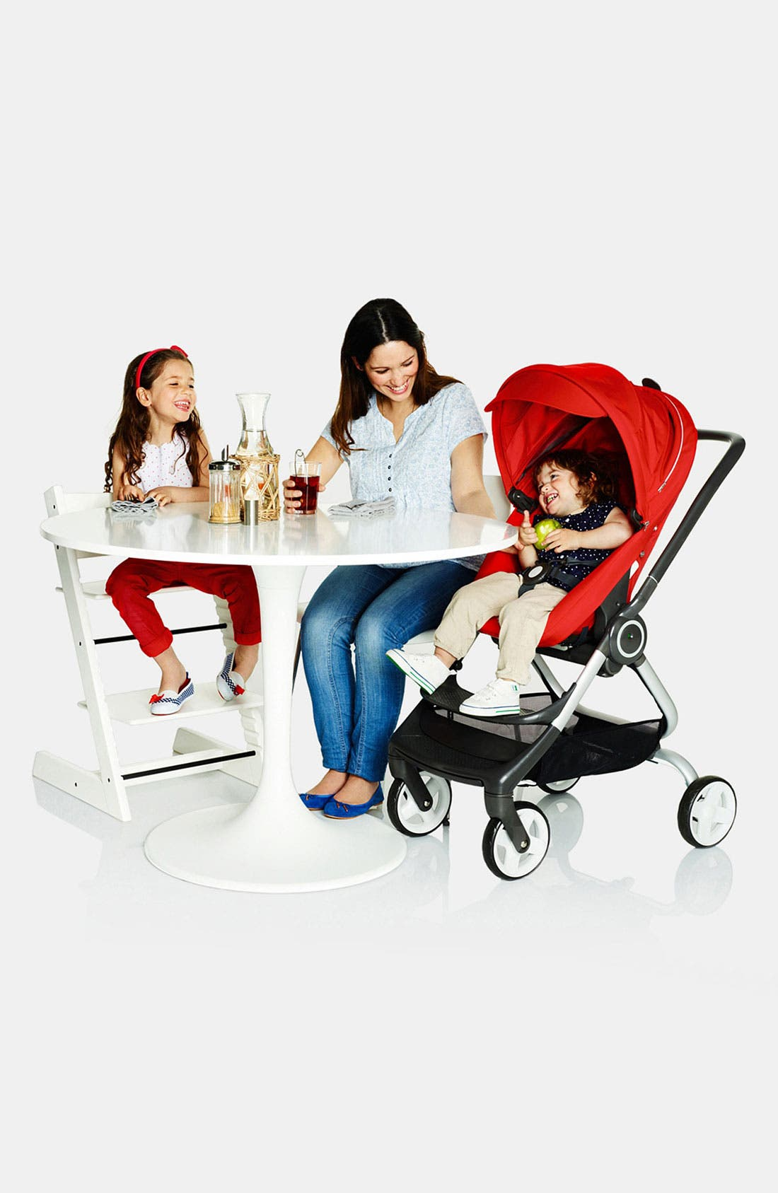 Alternate Image 7  - Stokke 'Scoot Us' Stroller