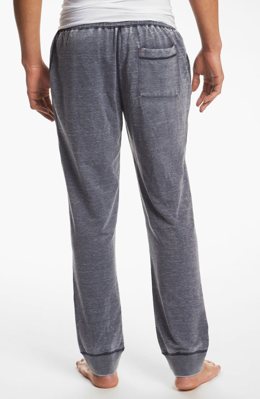 Alternate Image 2  - Daniel Buchler Cotton & Polyester Lounge Pants