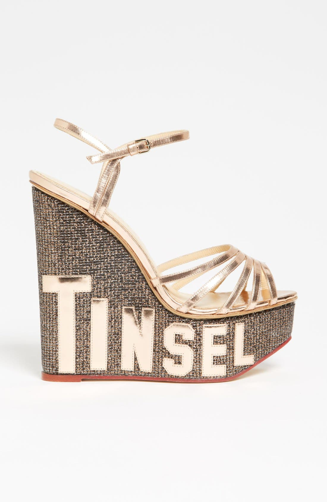 Alternate Image 4  - Charlotte Olympia 'Tinseltown' Sandal