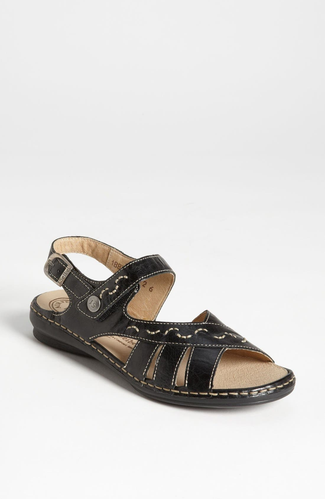Alternate Image 1 Selected - Josef Seibel 'Grazia 04' Sandal