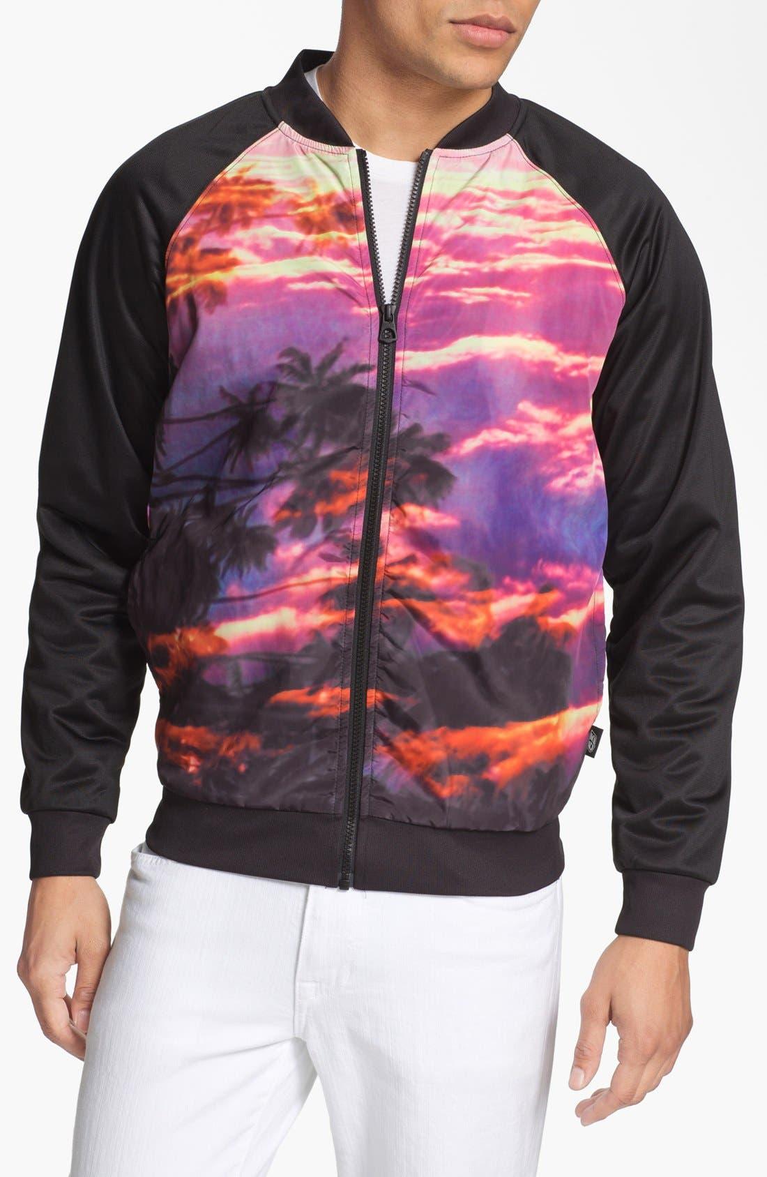 Main Image - 55DSL 'Fropical' Jacket