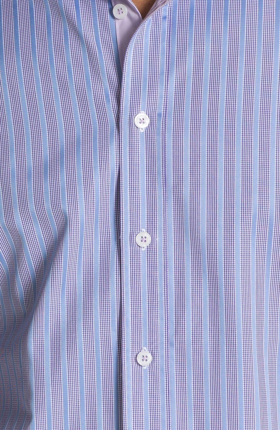 Alternate Image 3  - Report Collection Trim Fit Sport Shirt (Online Only)