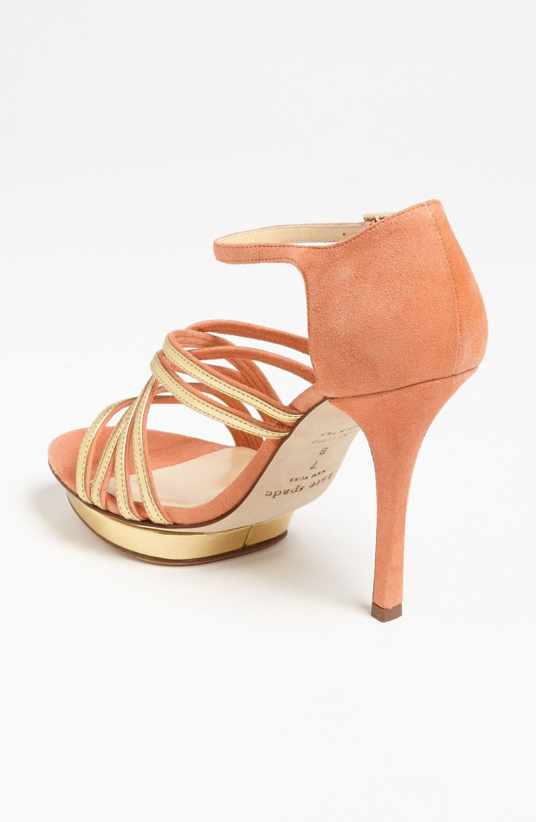 Alternate Image 2  - kate spade new york 'vanity' sandal
