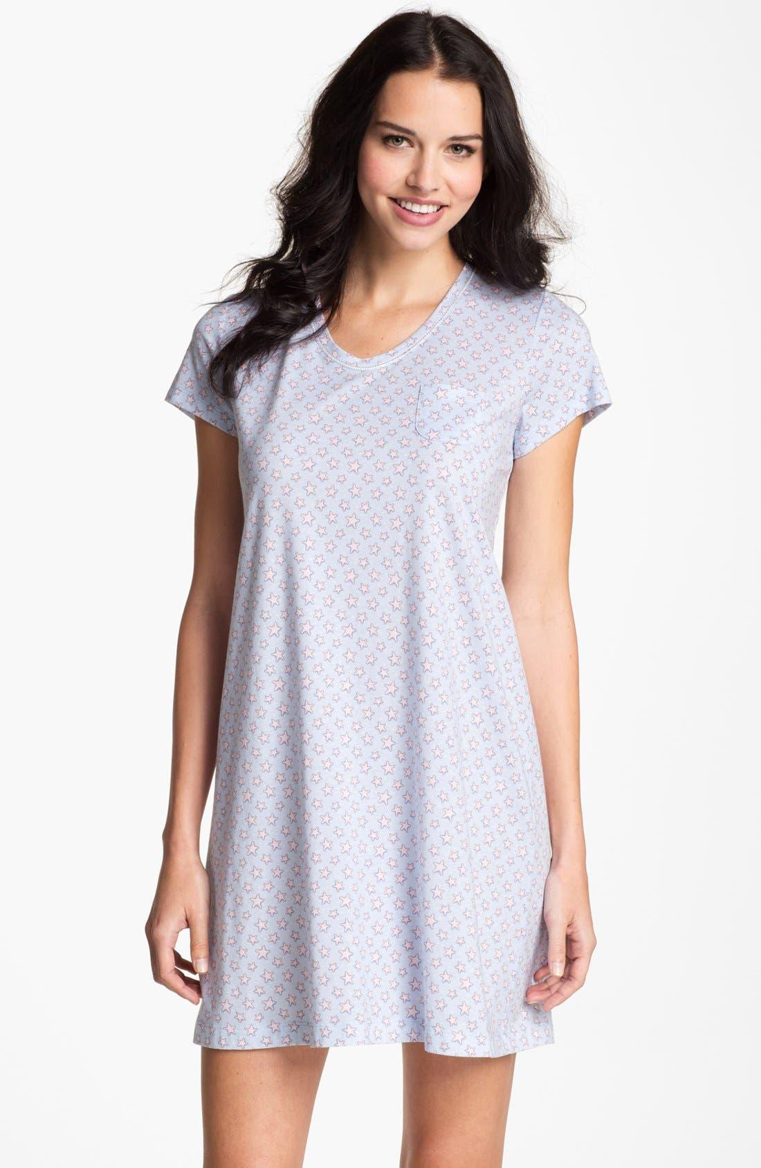 Alternate Image 1 Selected - Carole Hochman Designs Scoop Neck Sleep Shirt
