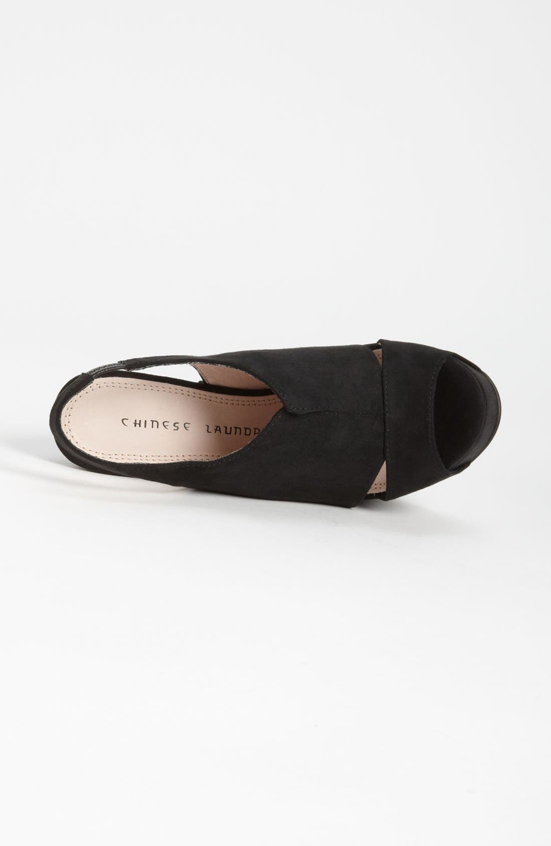 Alternate Image 3  - Chinese Laundry 'Jewel Tone' Slingback Sandal