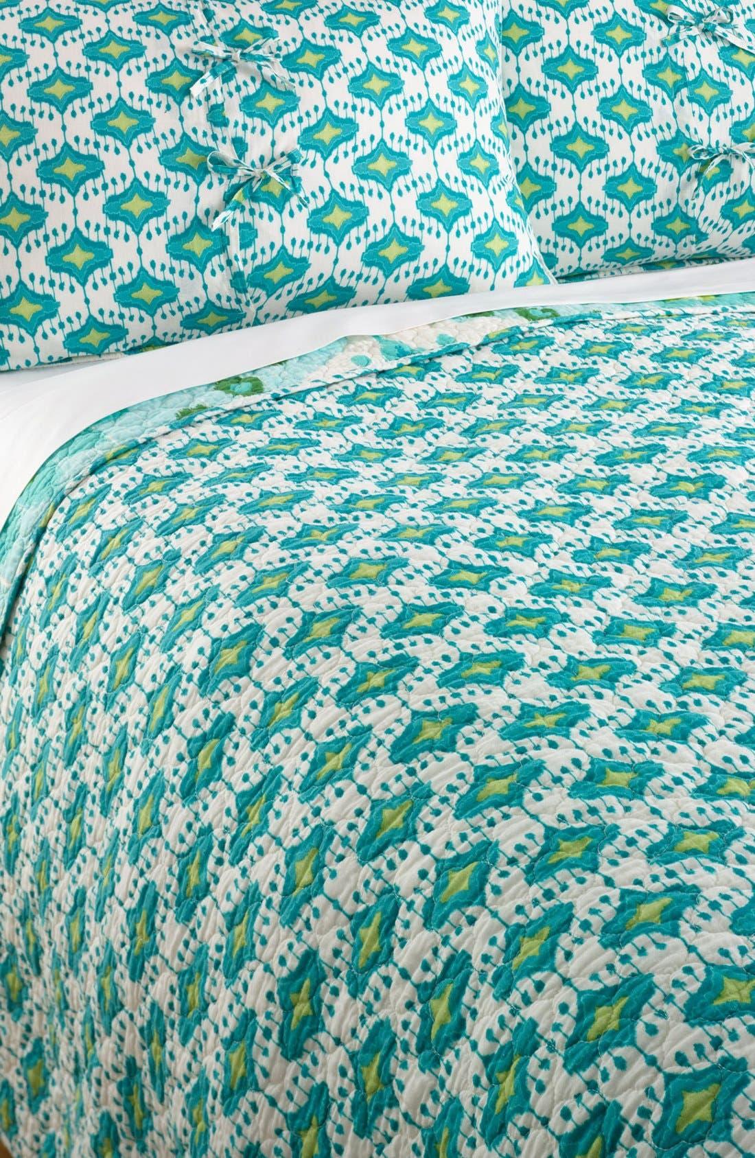 Alternate Image 2  - Levtex 'Bukara' Cotton Quilt