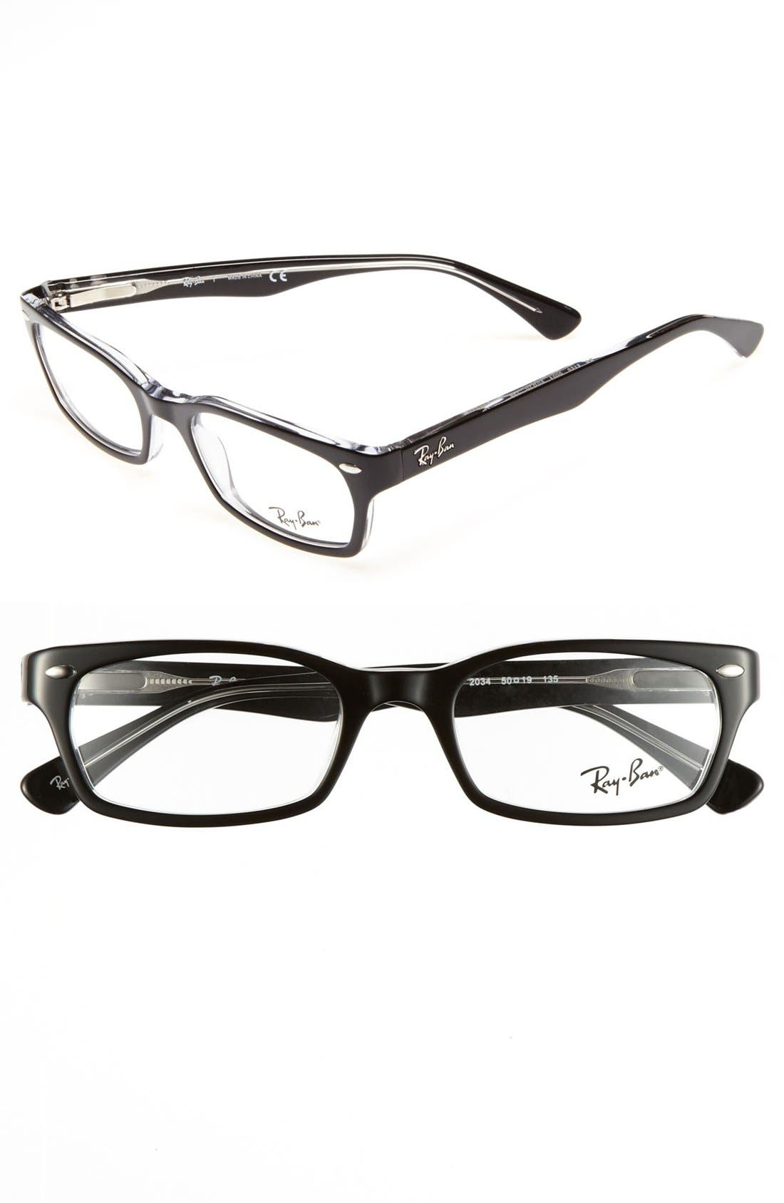 Alternate Image 2  - Ray-Ban 50mm Optical Glasses (Online Only)