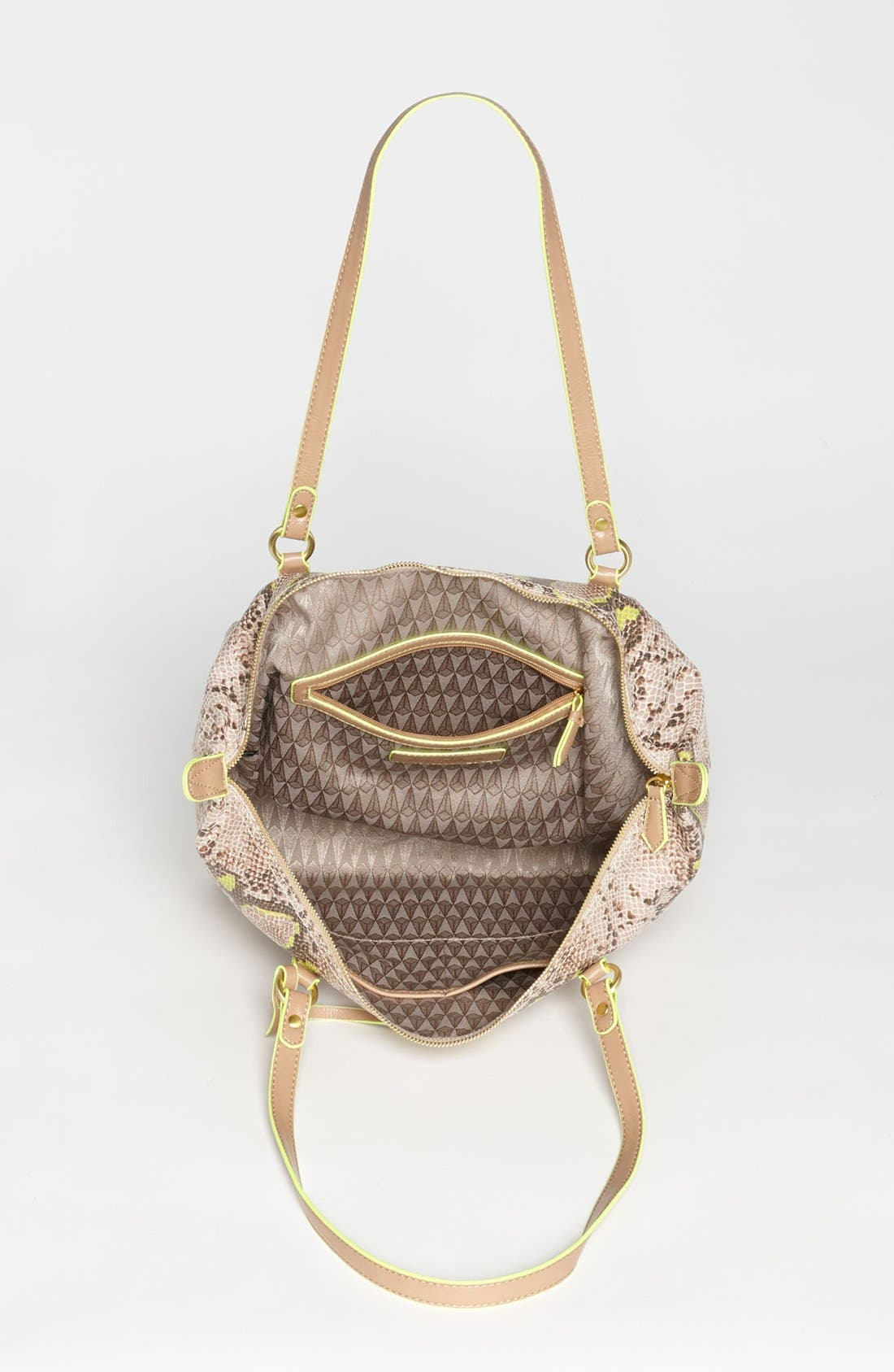 Alternate Image 3  - Sam Edelman 'Signature Miranda' Zip Tote