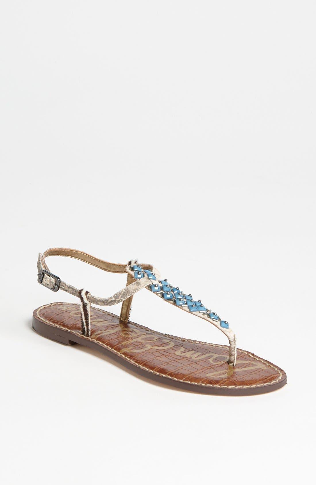 Main Image - Sam Edelman 'Gaines' Sandal