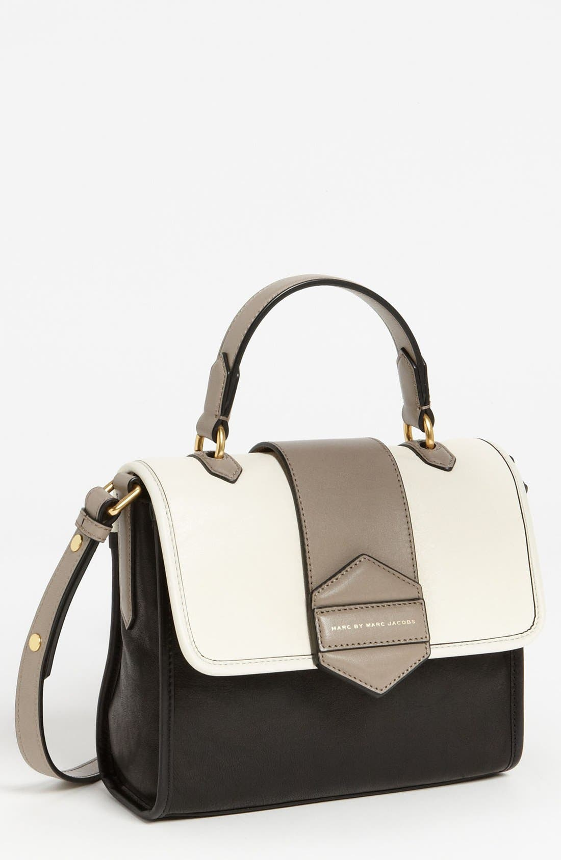 Alternate Image 1 Selected - MARC BY MARC JACOBS 'Flipping Out - Small' Satchel