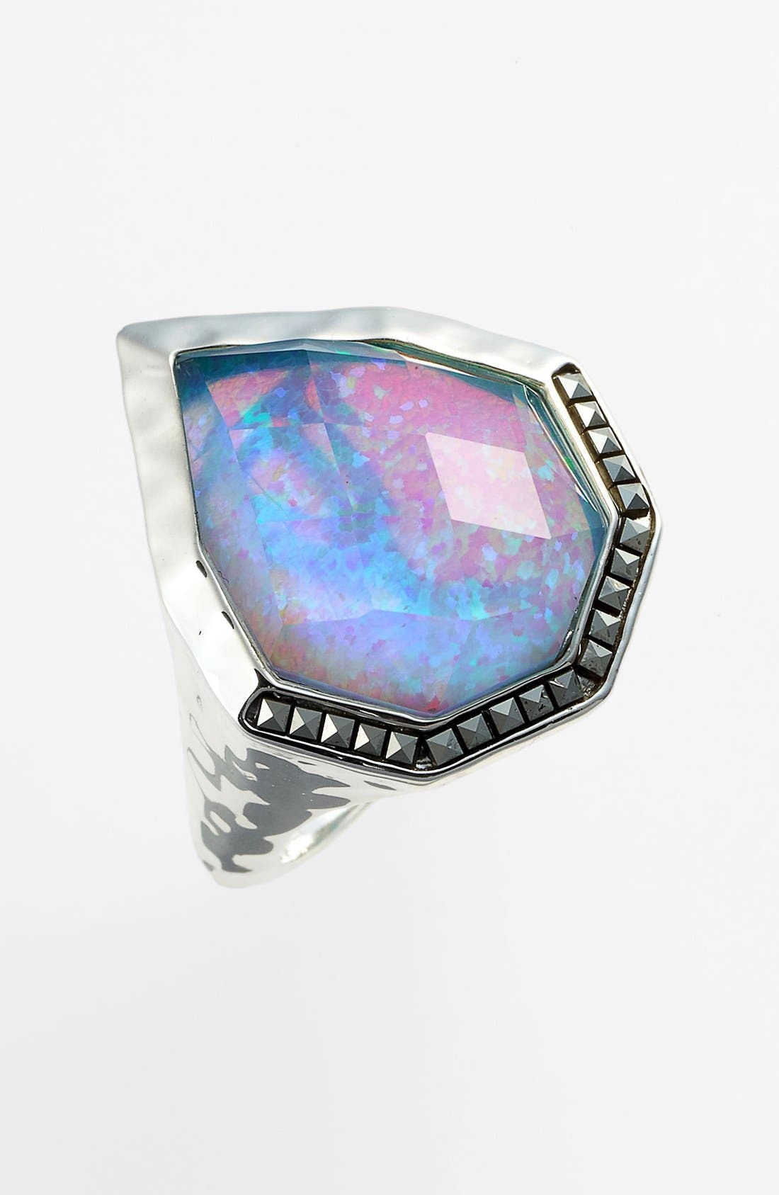 Alternate Image 1 Selected - Judith Jack 'Waterfall' Cocktail Ring
