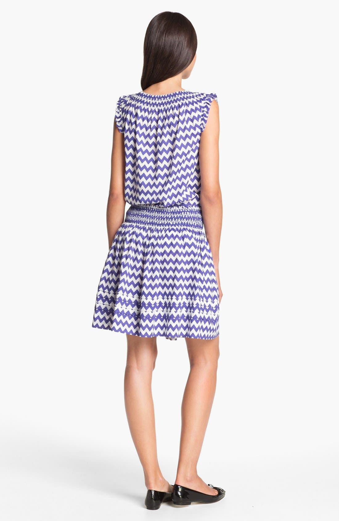 Alternate Image 5  - kate spade new york 'sidney' stripe skirt