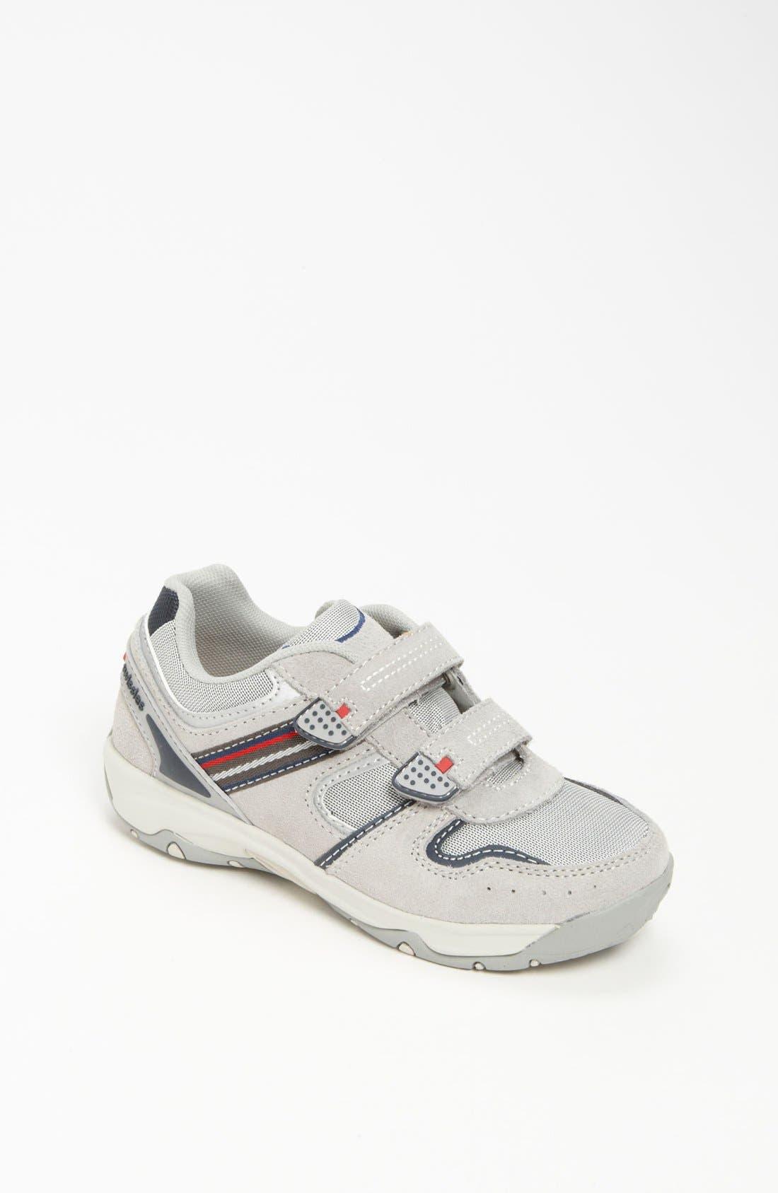 Alternate Image 1 Selected - Swissies 'Terry' Sneaker (Toddler & Little Kid)