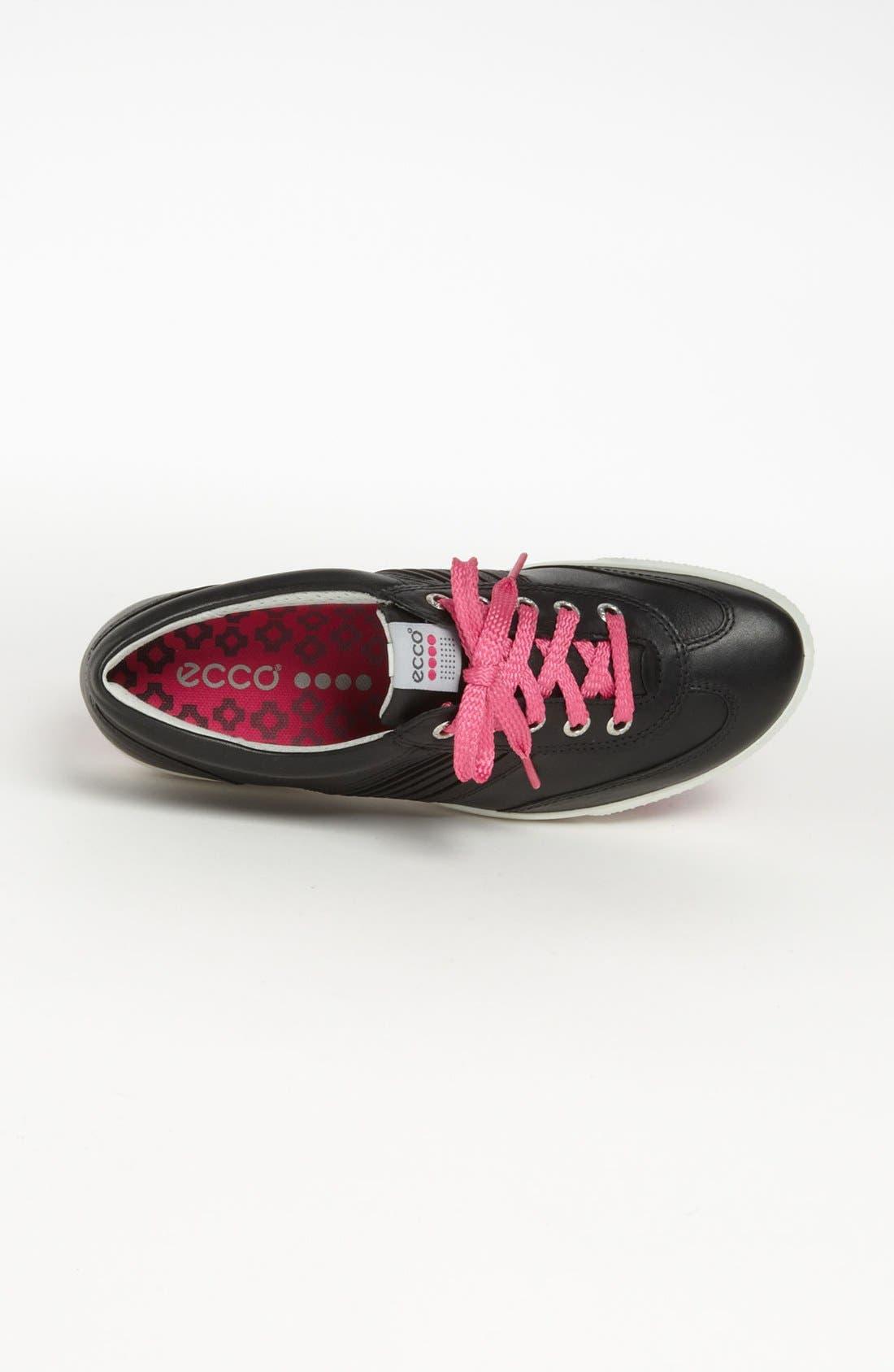 Alternate Image 3  - ECCO 'Golf Street' Sport Sneaker (Women)
